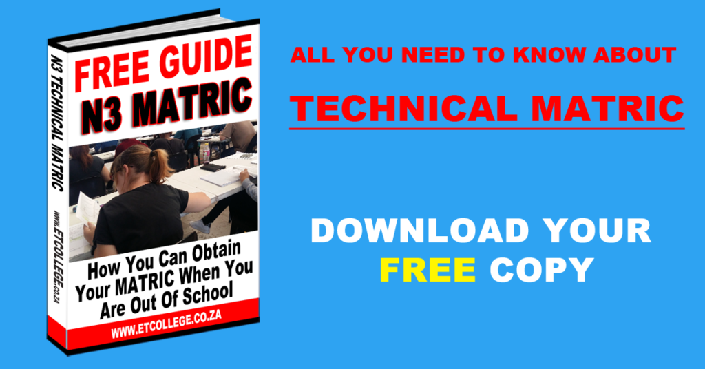 Technical Matric N3 Free ebook download