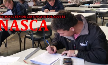 NASCA-National senior certificate for adults